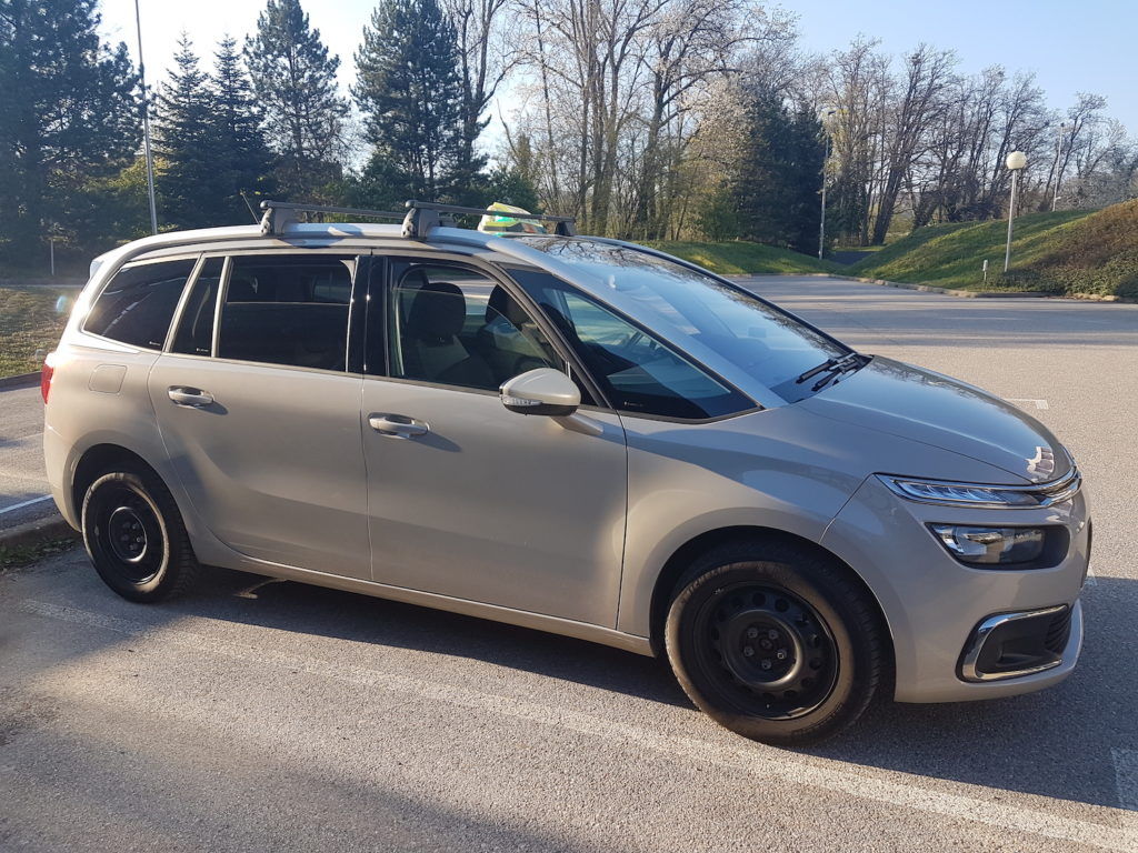 Taxi médical Citroën SpaceTourer